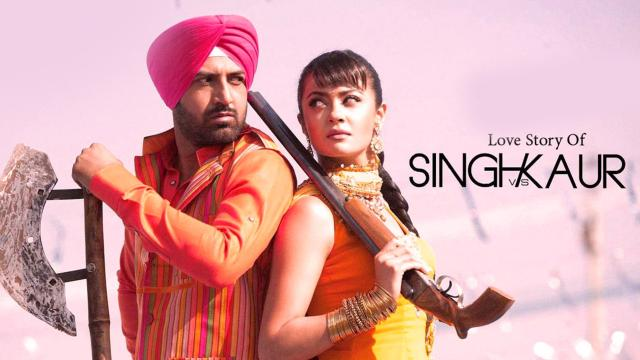 Love Story of Singh Vs Kaur