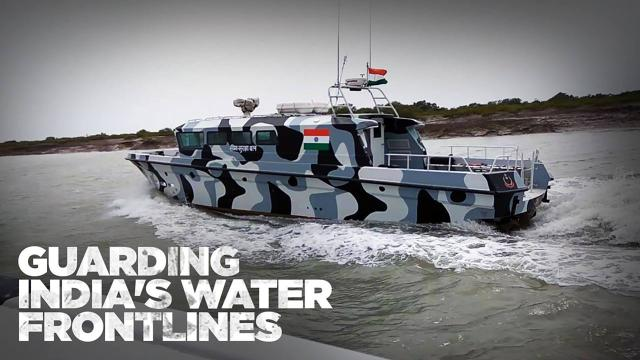 Guarding India's Water