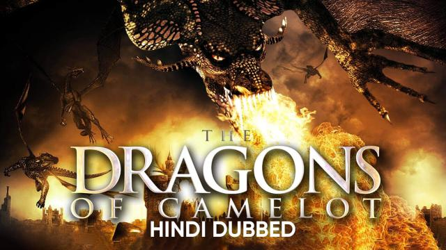 Dragons of Camelot (Hindi Dubbed)