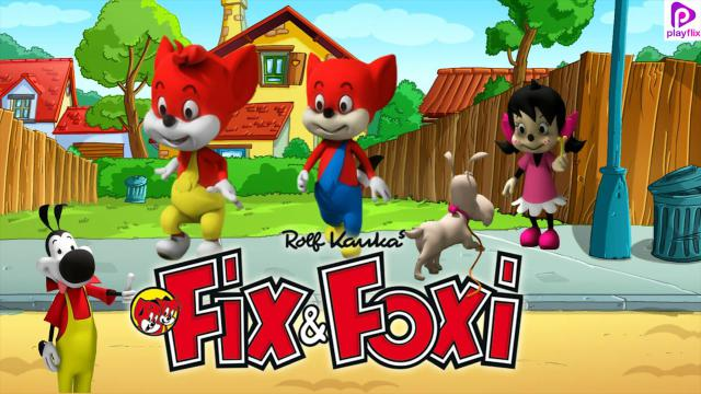 Fix And Foxi
