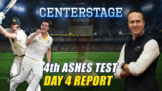 Australia has been the better team throughout the Ashes - Michael Vaughan