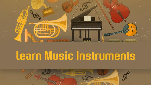 Learn Music Instruments