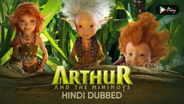Arthur and the Minimoys (Hindi Dubbed)