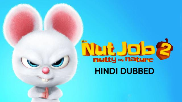 The Nut Job 2 : Nutty by Nature (Hindi Dubbed)