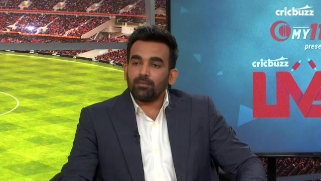 Aminul will help B'desh become better players of wrist spin - Zaheer Khan