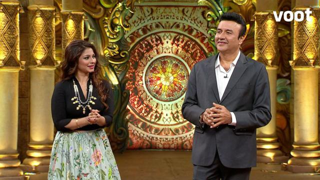 Anu Malik and Tanishaa's Jalwa!