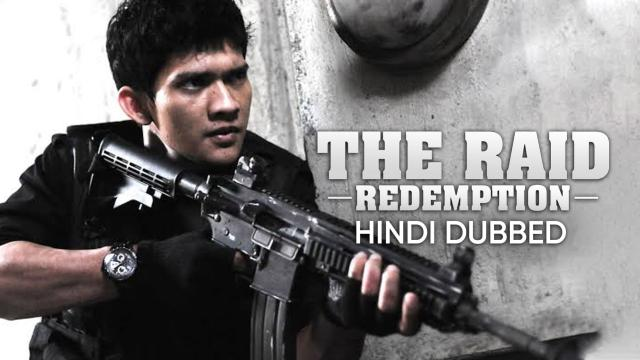 The Raid Redemption (Hindi Dubbed)
