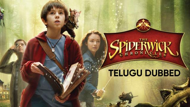 The Spiderwick Chronicles (Telugu Dubbed)