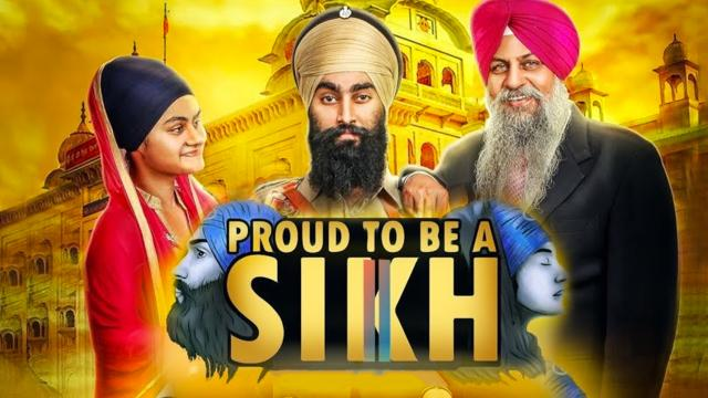 Proud To Be A Sikkh