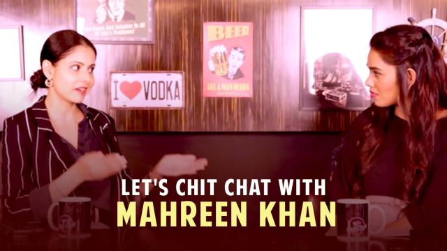 Let's Chit Chat with Mahreen Khan