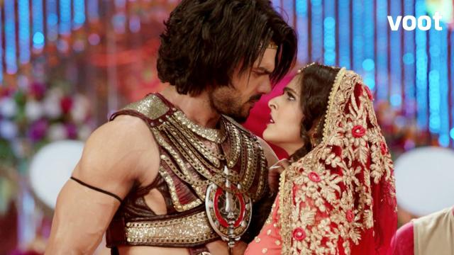 Veer and Chandrakanta's marriage!