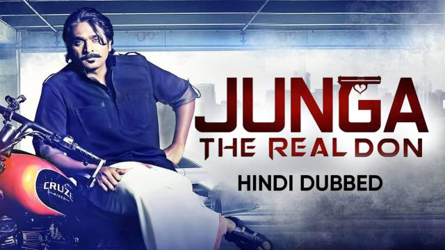 Junga The Real Don (Hindi Dubbed)