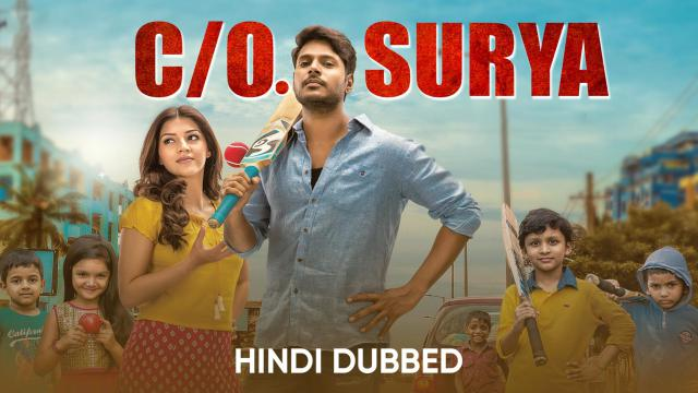 C/O. Surya (Hindi Dubbed)