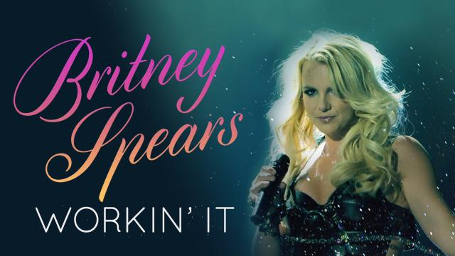 Britney Spears: Workin' It