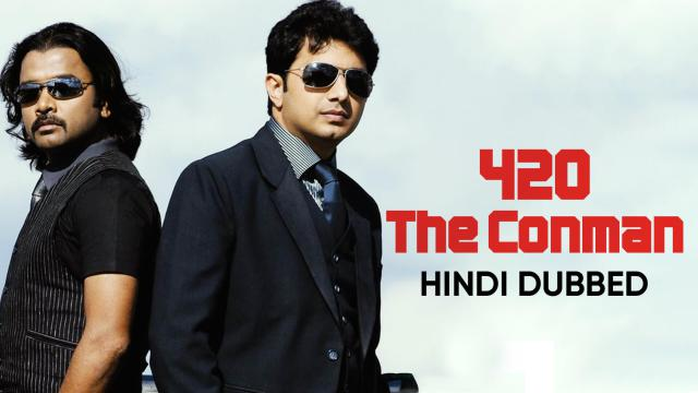 420 The Conman (Hindi Dubbed)
