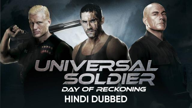 Universal Soldier: Day of Reckoning (Hindi Dubbed)