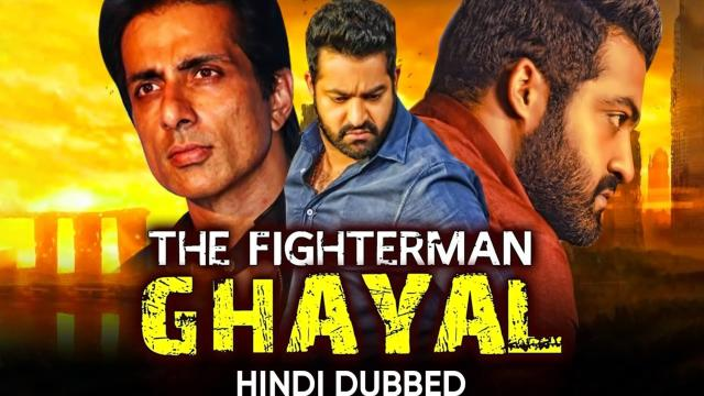 The Fighterman Ghayal (Hindi Dubbed)
