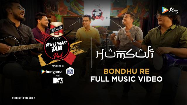 Bondhu Re - Music Video