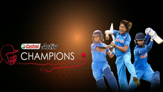 Castrol Activ Champions: India's Women Cricketers