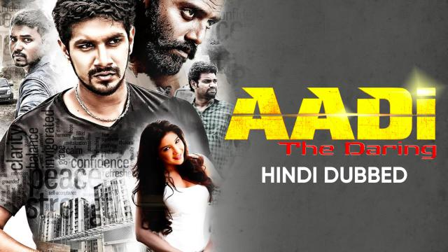 Aadi The Daring (Hindi Dubbed)