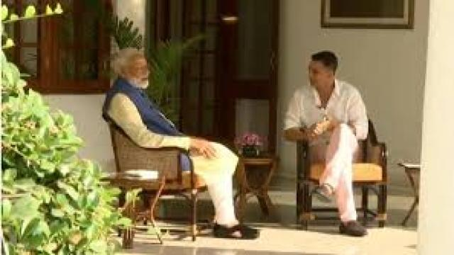 What is PM Modi's wish from 'Alladin's Chiraag'?