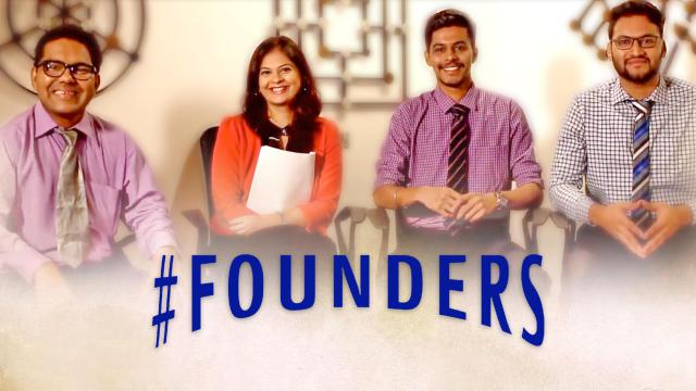 #Founders | Vertical Preview