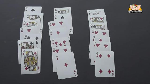 21 Cards Trick - Learn a Trick