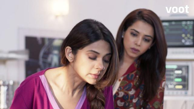 Mahi plots revenge on Zoya