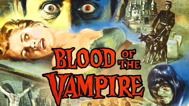 Blood Of The Vampires