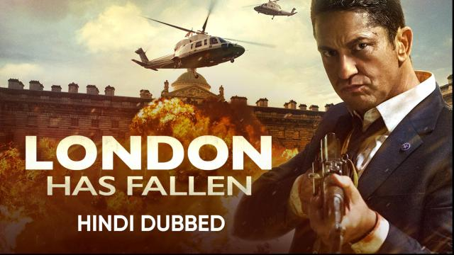 London Has Fallen (Hindi Dubbed) | Vertical Preview