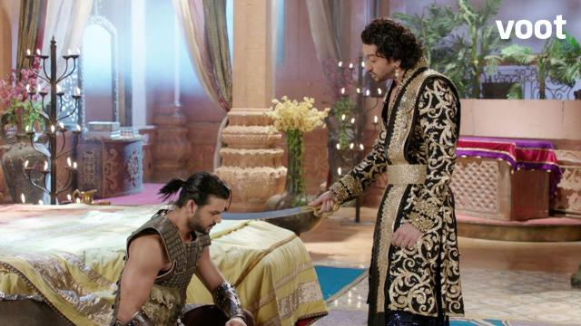 Chandrakanta divides the brothers