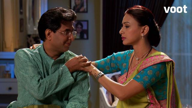 Ishaani fights with Chirag for Ranveer