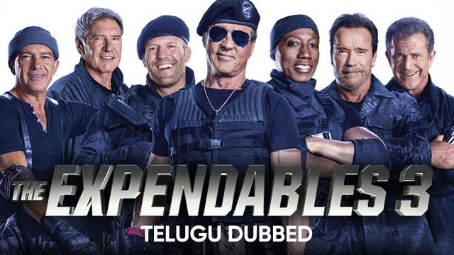 The Expendables 3 (Telugu Dubbed)
