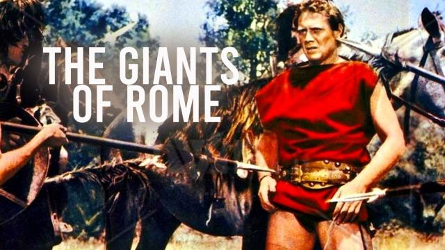 The Giants Of Rome