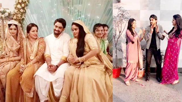 Behind The Scenes Drama From The Sets Of Namak Issk Ka