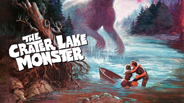 The Crater Lake Monster