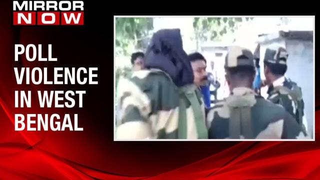 Violence in West Bengal, voters allegedly stopped & intimidated by TMC workers in Bongaon
