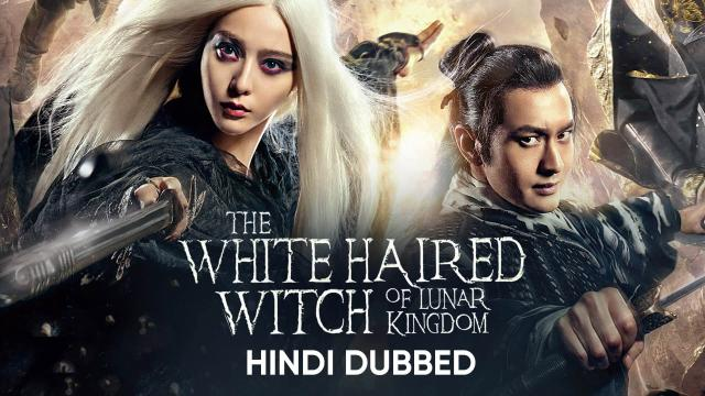 The White Haired Witch Lunar Kingdom (Hindi Dubbed)
