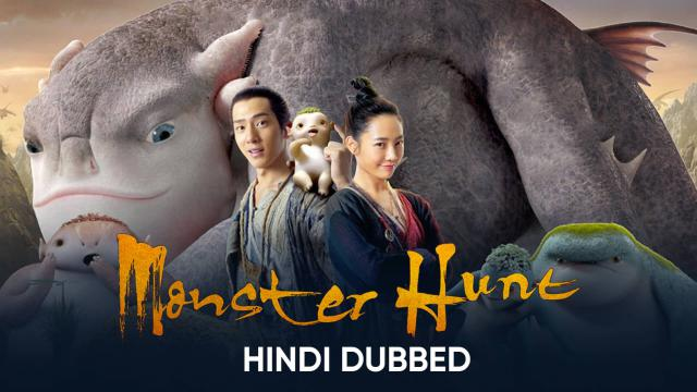 Monster Hunt (Hindi Dubbed)