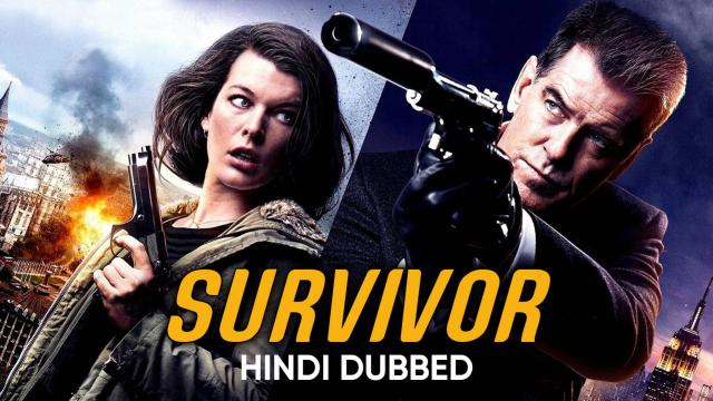 Survivor (Hindi Dubbed)
