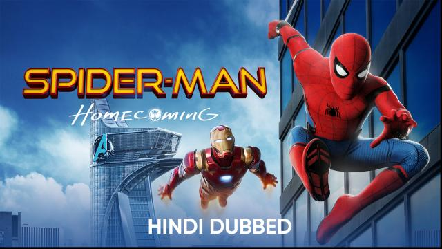 Spider-Man: Homecoming (Hindi Dubbed)