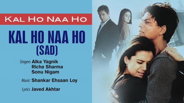 Kal Ho Naa Ho - Sad (Audio)