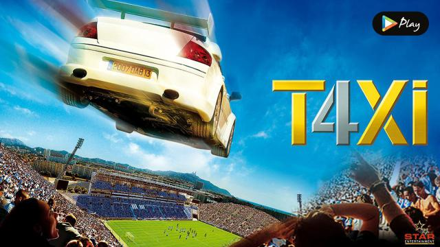 Taxi 4 (English Dubbed)