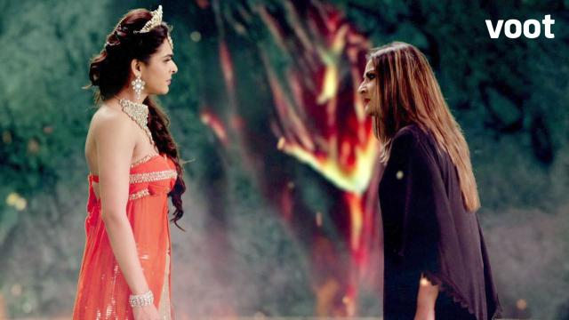 Chandrakanta faces off against Irawati!