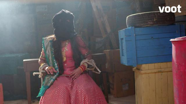 Purvi gets abducted