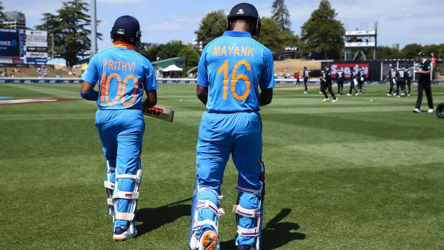 Answered: How should Mayank and Shaw approach their ODI debut?