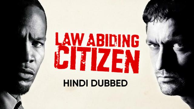 Law Abiding Citizen (Hindi Dubbed)